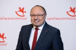 Ernst Kick: Geschäftsführer Spielwarenmesse Nürnberg