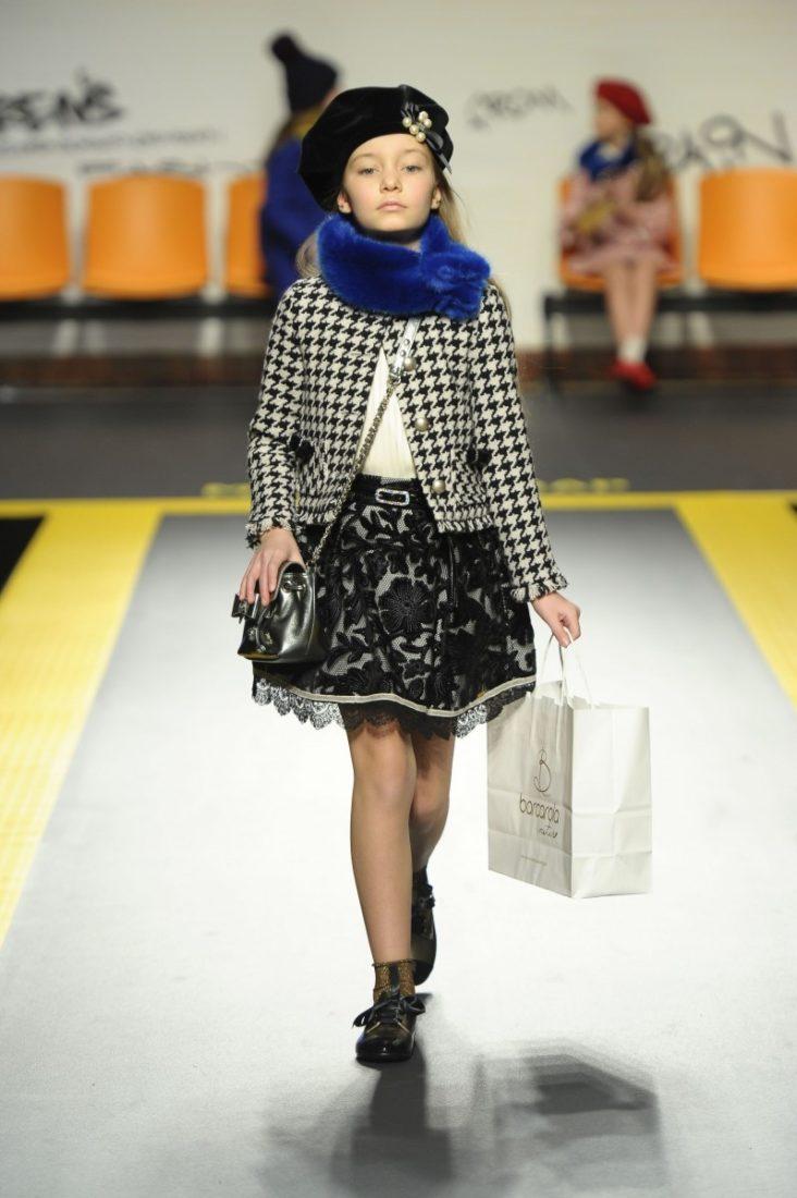 Barcarola auf der Fashion-Show