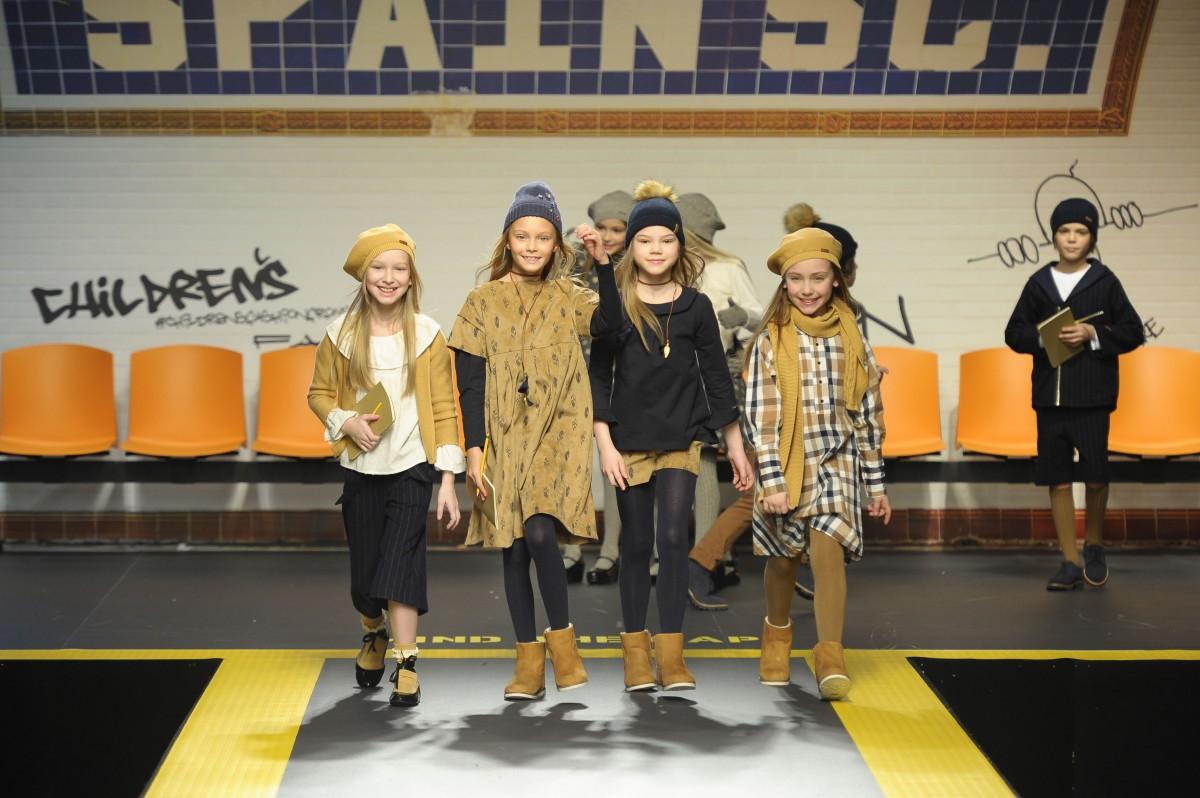 CND by Condor auf der Fashion-Show