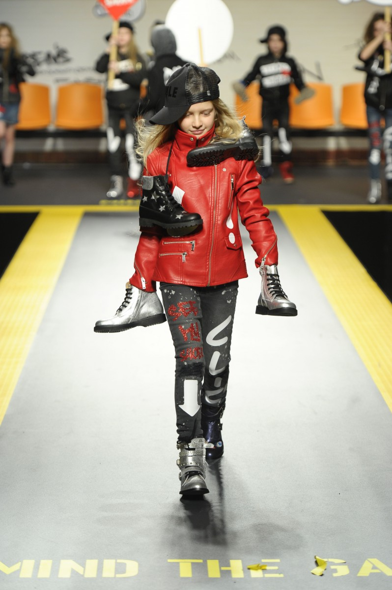 Clic Shoes auf der Fashion-Show