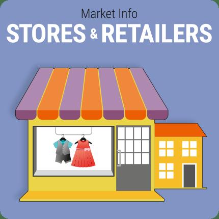 Market Info Stores & Retailers