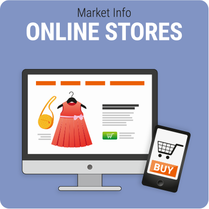 Market Info about German Online Stores