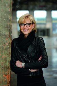 Ulrike Kähler - Managing Director der Igedo Company und Project Director der Gallery Shoes