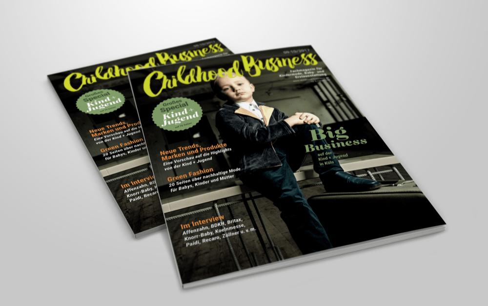 Ausgabe 09-10(/2017 mit Specials zur KInd + Jugend und Green fashion