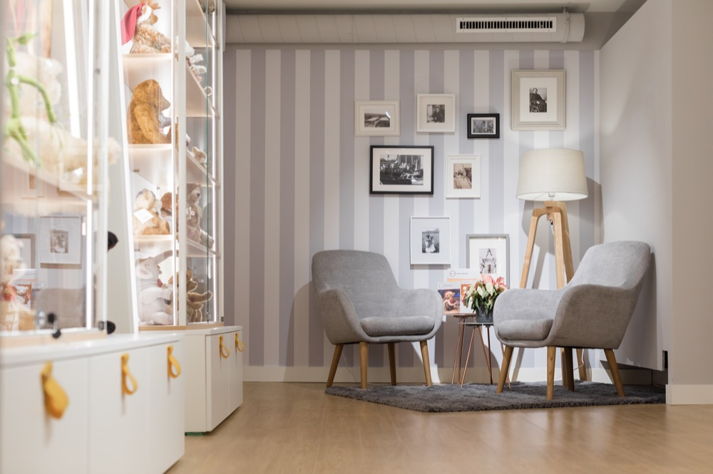 Neuer Steiff Flagship Store in der Münchener Briennerstraße - Design und Realisierung Büro Gruschwitz 10