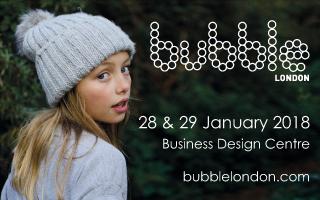 Bubble London im Januar 2018