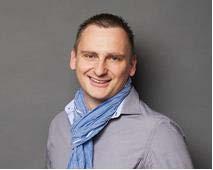 Mathias Kahle ist seit Februar 2018 bei Thule tätig