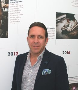 Daniel Kraus startet im Mai 2018 bei Bernd Hummel als Vice President Sales & Marketing.