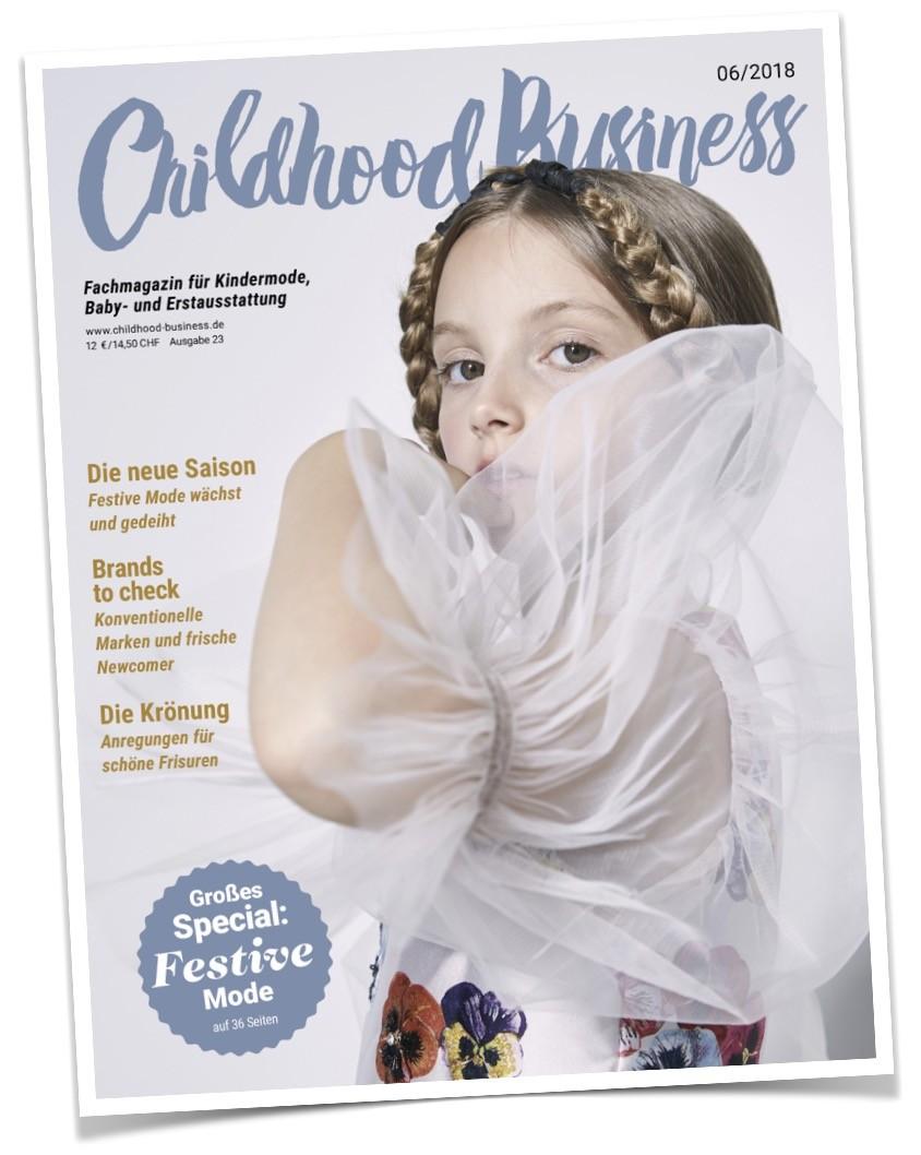 Cover der Ausgabe 06/2018
