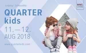 Quarterkids im August 2018