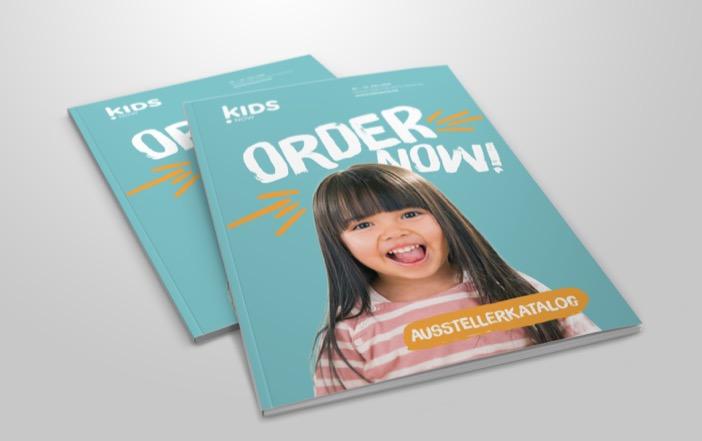 Katalog der Kids Now im Sommer 2018