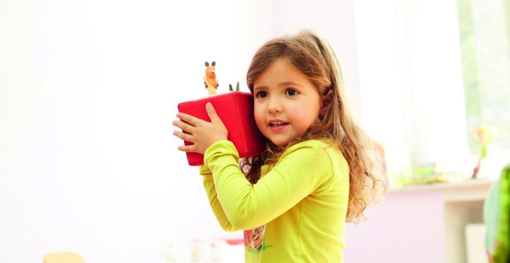 Out of the Box:Kassettenrekorder sind out und CD-Player auch schon fast überlebt: Im Kinderzimmer dämmert das Zeitalter der Boxen.