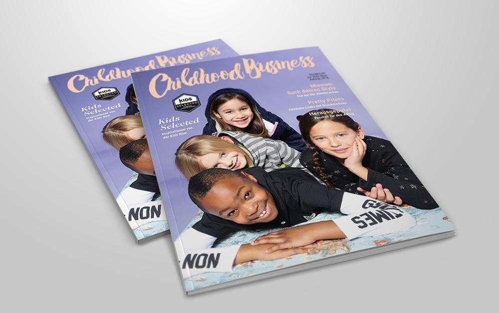 Cover der Sonder-Ausgabe Kids Selected 02 2018