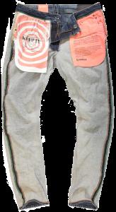 Handy in der Hose? die Radygo Russo Tapered Jeans von Garcia soll gegen Handystrahlung schützen.