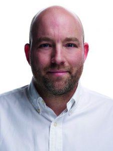 Thomas Wetzlar, Inhaber der Agentur h-tw, Veranstalter der Kinderschuh Ordertage und nun auch Start-Up-Gründer für Scalerion.