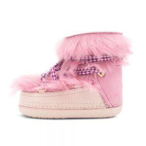 Unter den Exklusiv-Labels der Gallery Shoes sind einige Schätze wie Inuikii, die nicht in der Kids' Zone stehen und erstmal gefunden werden wollen.