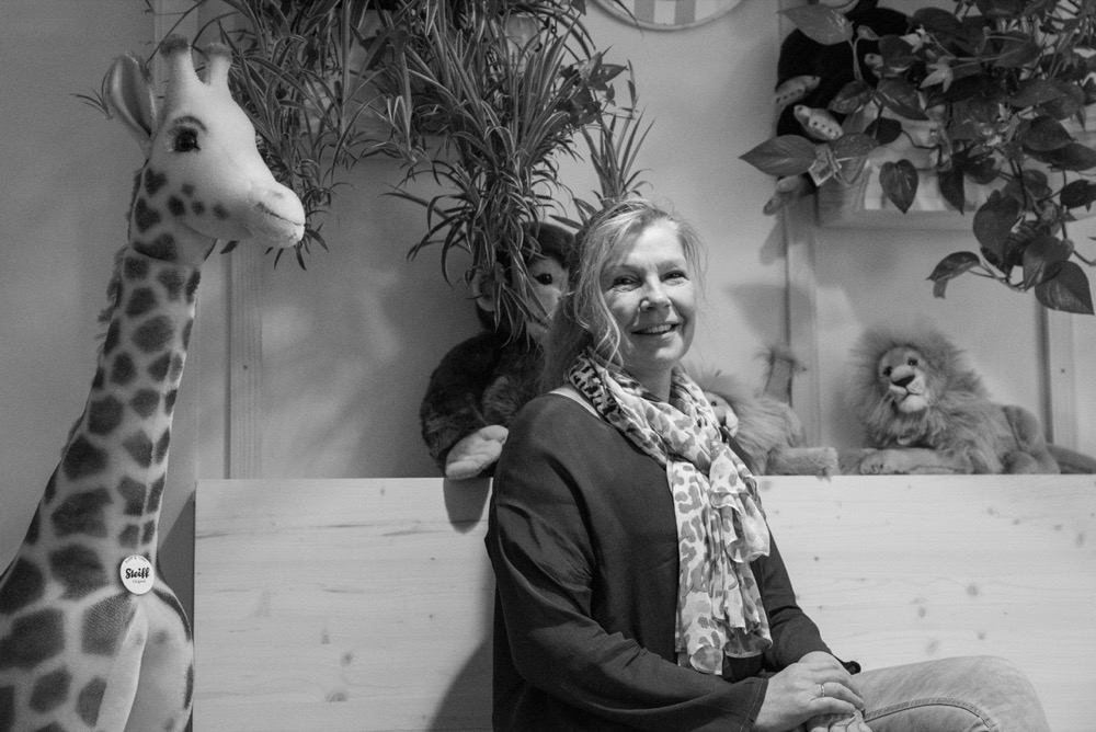 Showroom Neuss: Birgit Hogenkamp, Area Sales Manager NRW 2