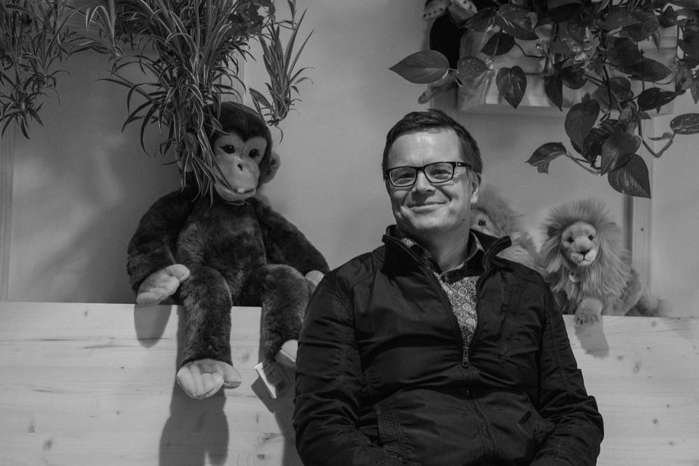 Showroom Sindelfingen: Martin Hofmann, Area Sales Manager BaWü