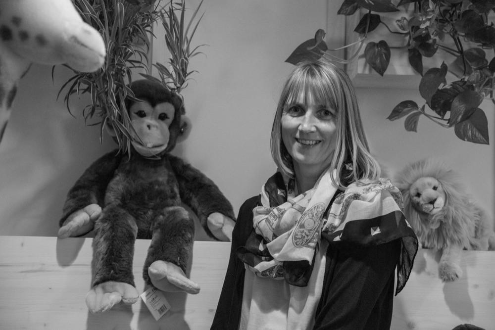 Showroom Neuss: Sandra Jeske, Area Sales Manager NRW 1