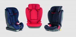 """Avova startet mit drei Kindersitzen: mit dem Kombinationssitz """"Sperling-Fix"""", der für Kleinkinder und für größere Kinder geeignet ist, und mit zwei Booster-Sitzen, dem """"Star"""" und dem """"Star-Fix"""". Lediglich zwei der drei Modelle verfügen über Isofix-Konnektoren, während das Modell """"Star"""" über den Drei-Punkt-Gurt befestigt werden kann. Alle Sitze weisenr eine """"Integrated Side Impact Protection"""" auf."""
