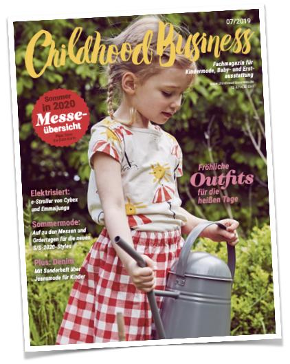 Cover der Ausgabe 07/2019