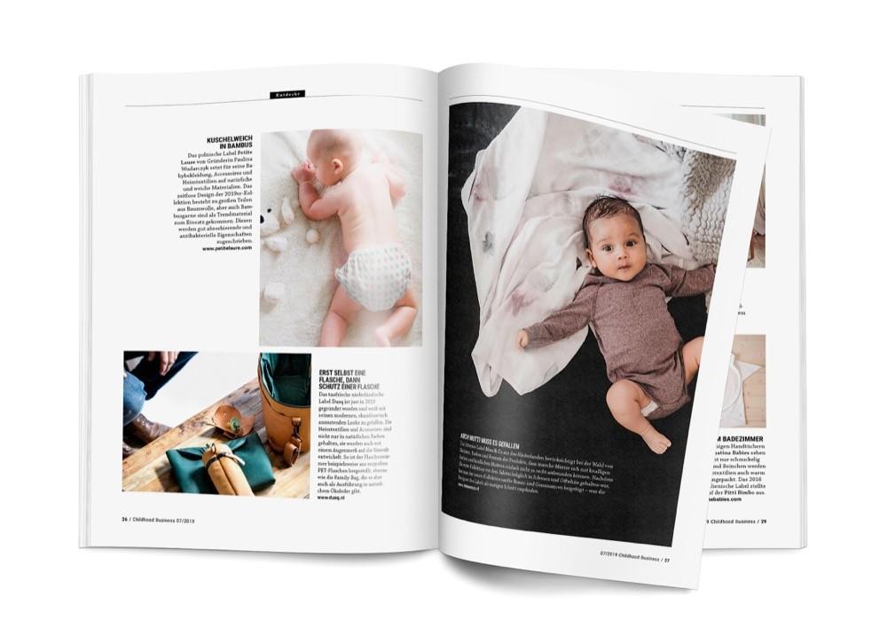 Care-Marken auf Modemessen, aus der Ausgabe 07 / 2019, Teil 2.