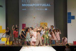 Auch die neue Catwalk-Show der Kids.Moda Portugal war ein voller Erfolg.