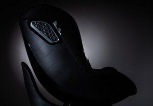 Luxusgefühle: Eine hochwertige Verarbeitung ist Teil des Qualitätsversprechens, welches man von Silver Cross gewohnt ist.
