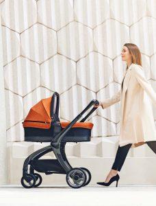 Mit Junior Jones komt ein neuer Premiumanbieter für Kinderwagen auf den Markt