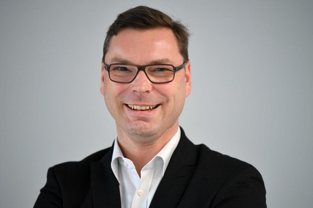 André Babenhauserheide leitet bei der EK/Servicegroup den Geschäftsbereich Familie.