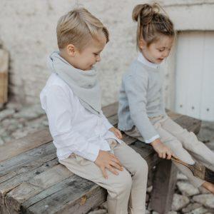 Genderneutrale Farben und Looks sorgen dafür, dass sich Jungs sowie Mädels in der Kleidung wohlfühlen und entfalten können.