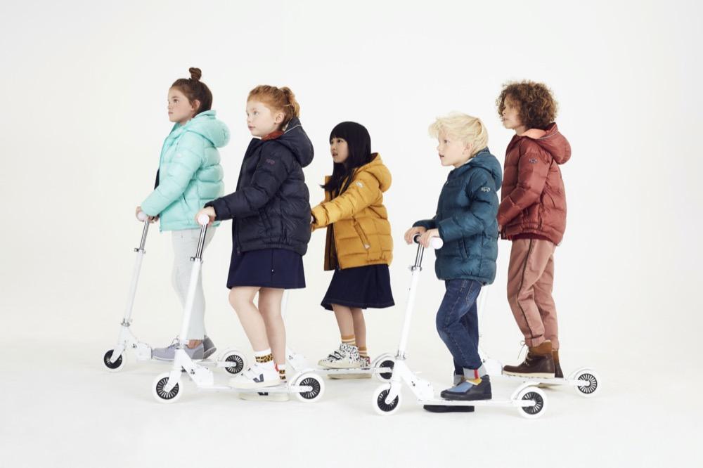 Neues für die Kids: Saison für Saison präsentieren sich auf der Kindermoden Nord bewährte wie eben auch neue Labels – darunter Töastie bei der Modeagentur Timm.