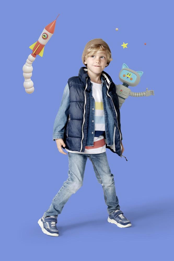 Spielen, Toben, Spaß haben: Schuhe für Kids müssen alles mitmachen.