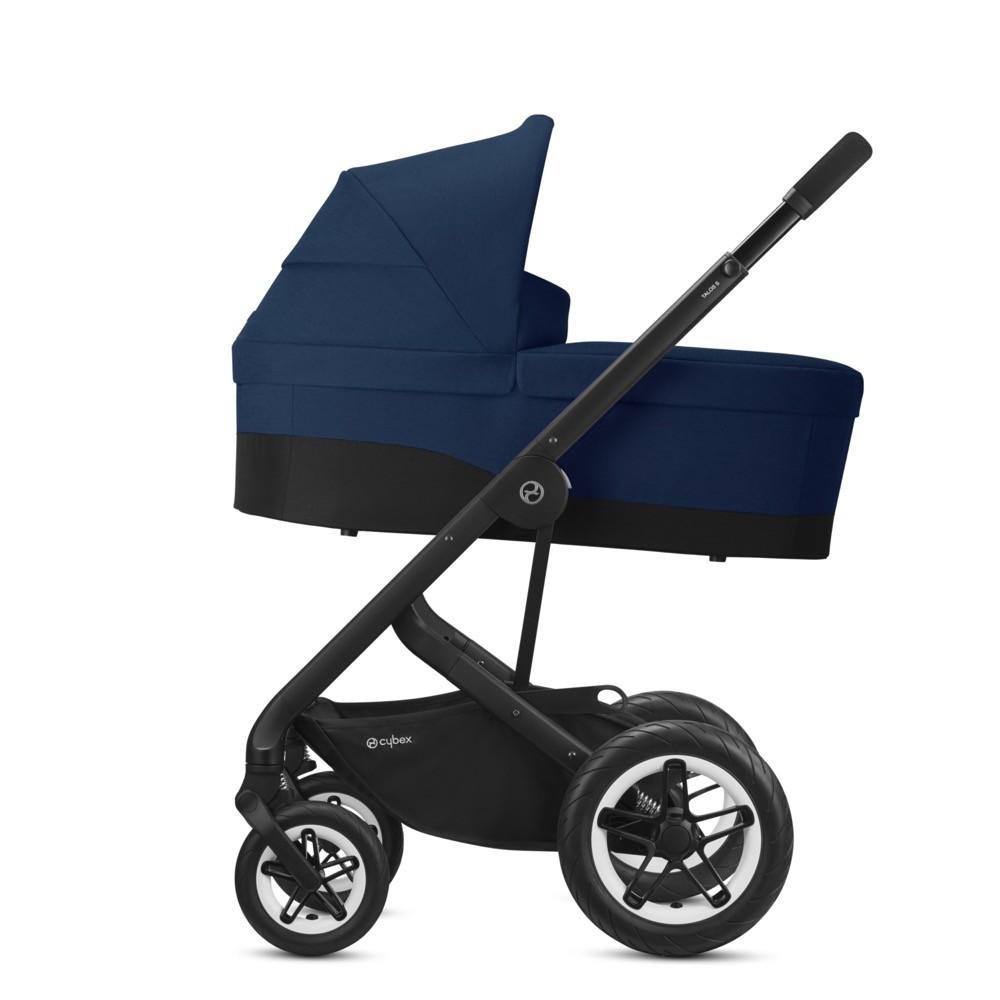 Talos S Lux mit der Babywanne Cot S