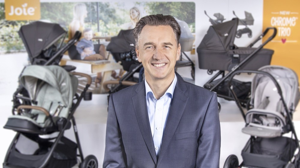 Oliver Mecky - Geschäftsfüher von Allison Deutschland