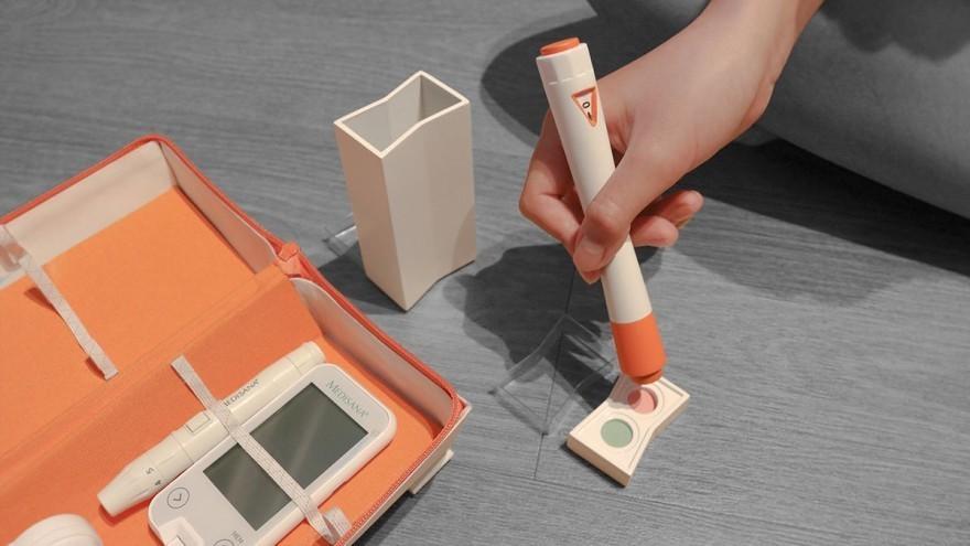 Nominiert für den Kids Design Award 2020: Stempeln statt Spritzen von Hieu Vu Con