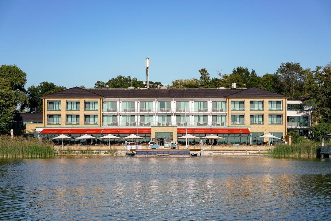 Das Seehotel Rangsdorf am Rande von Berlin ist Tagungsort der Ordertage Berliner Kind