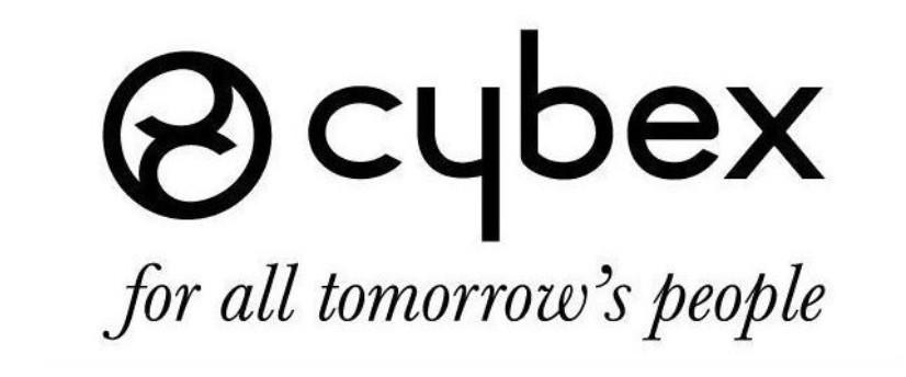 Logo der Marke Cybex