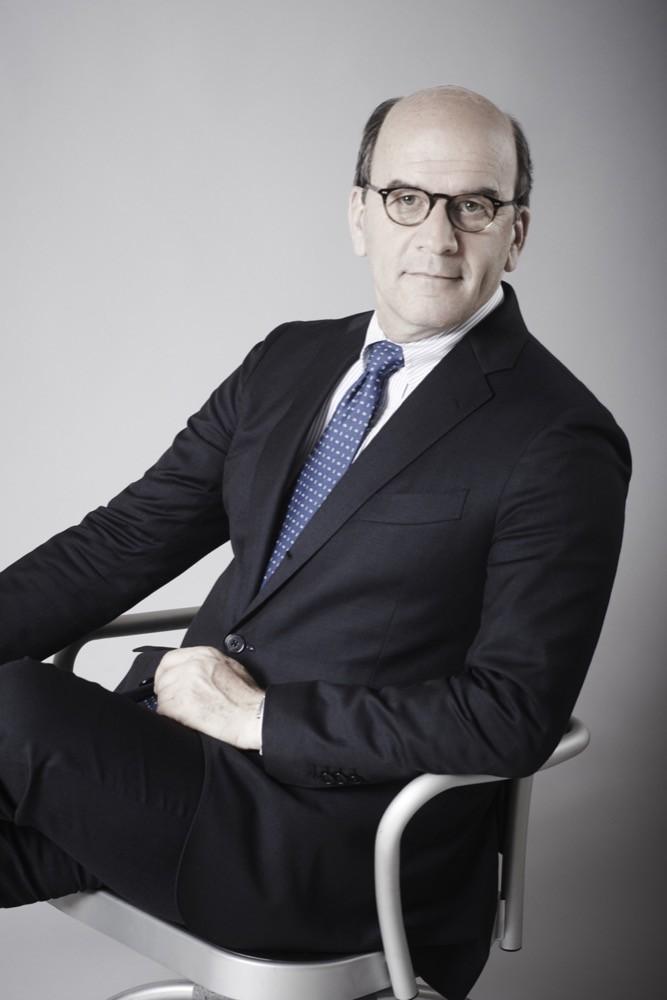 Raffaello Napoleone, CEO der Pitti-Messereihe