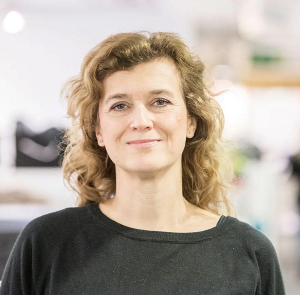 Lina Söderqvist ist seit Ende 2020 VD des Bare Collective
