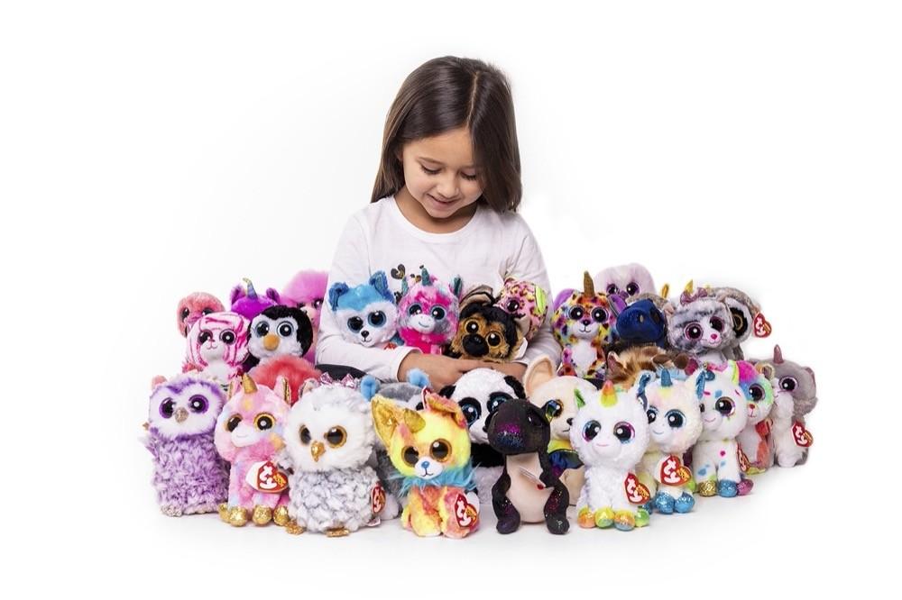 Ty bringt mit den neuen Beanie Boo's kuschelige kleine Haustiere auf den Markt!