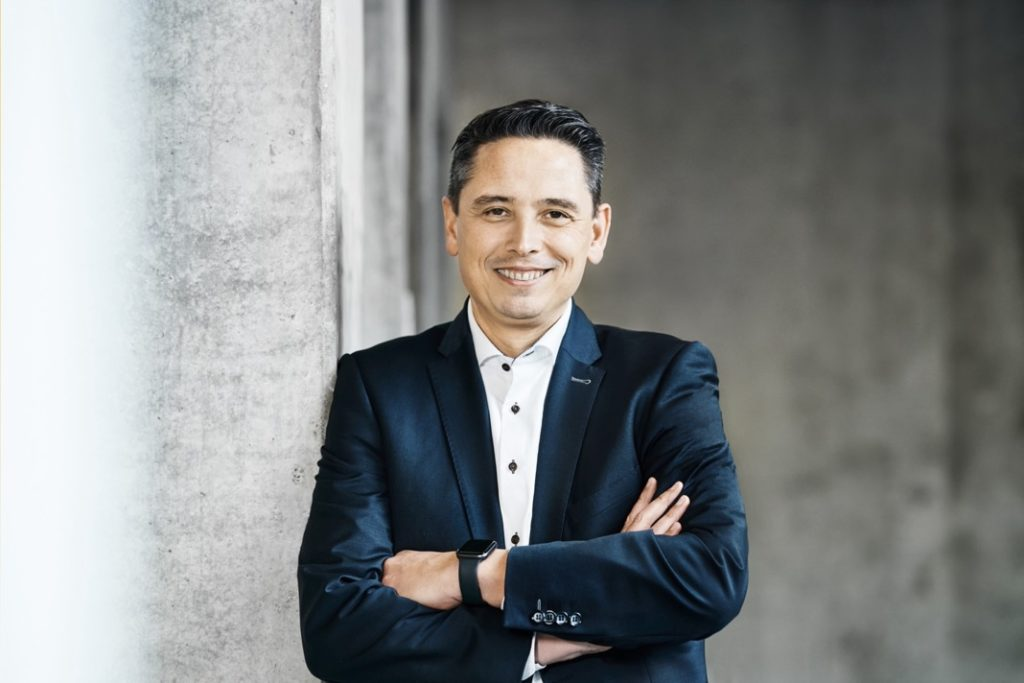 Portrait Yasin Ates – Managing Director DACH – Ravensburger Verlag