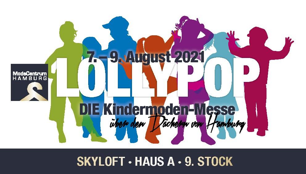 Lollypop in Hamburg im August 2021