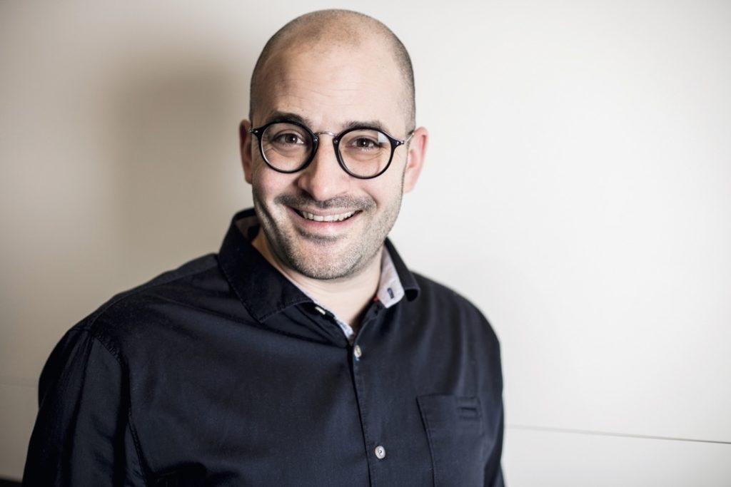 Patrick Osann - Inhbaer des gleichnamigen Anbieters von Autositzen und Kinderwagen