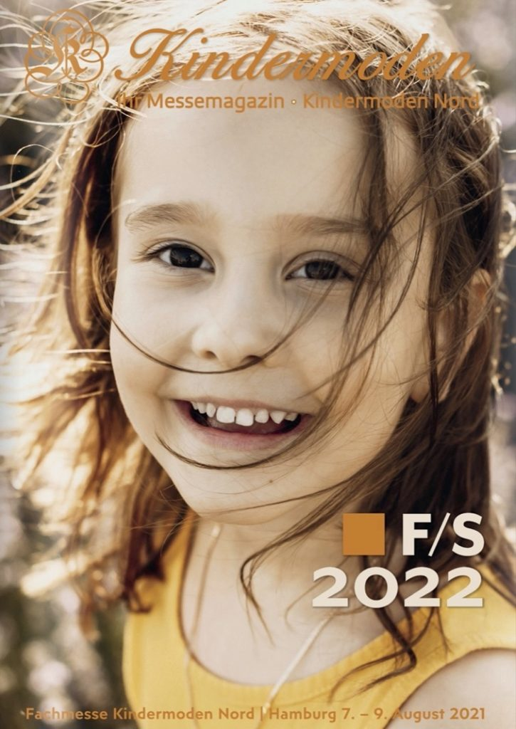 Katalog der Kindermoden Nord im August 2021