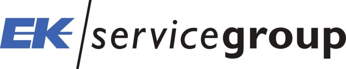 Logo der Marke EK Servicegroup