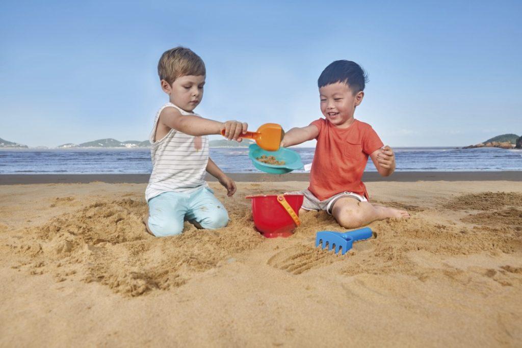 Toynamics produziert ab 2022 Sandspielzeuge bei PolyM in Deutschland