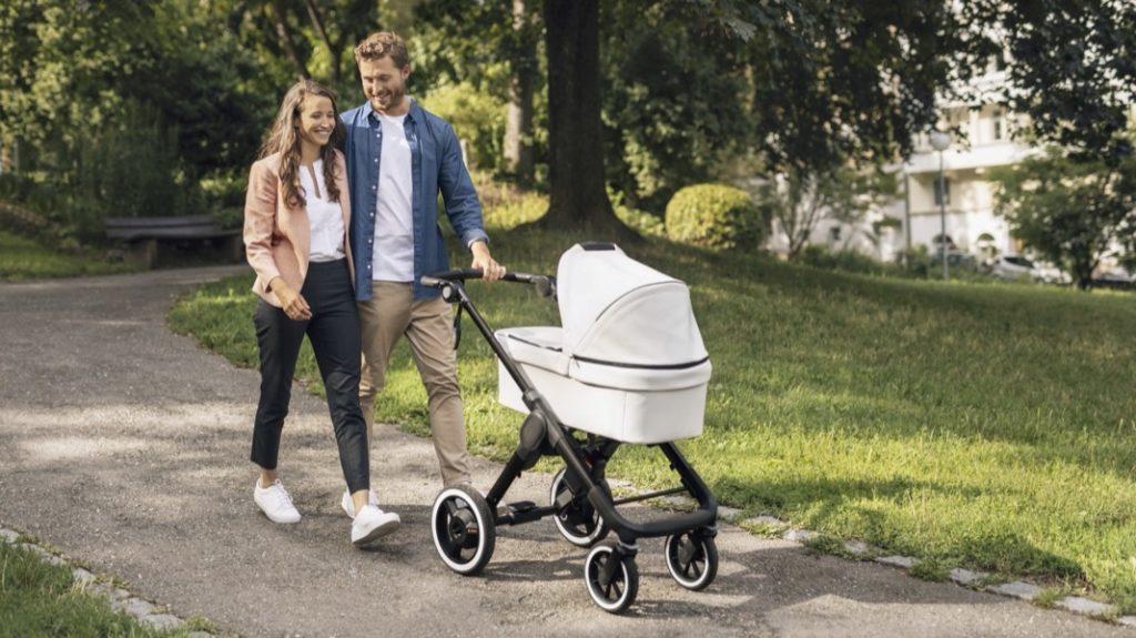 Entwickelt von Emmaljunga, angetrieben von Bosch –so sollte eine Antriebsplattform für die Kinderwagenbranche das Licht der Welt erblicken und später branchenweit ausgerollt werden.